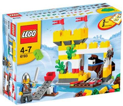 LEGO Castle Building Set #6193