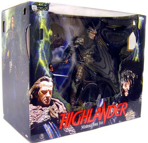 NECA Highlander Medieval Action Figure Boxed Set