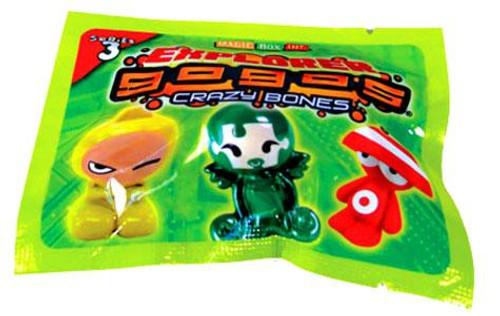 Crazy Bones Gogo's Series 3 Explorer Booster Pack