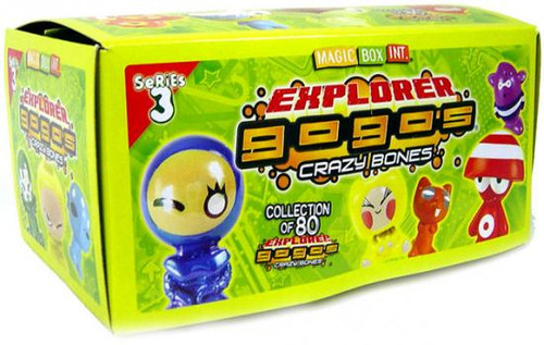 Crazy Bones Gogo's Series 3 Explorer Booster Box