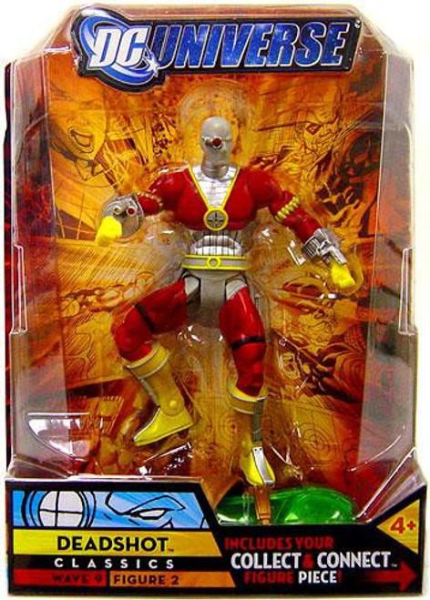DC Universe Classics Wave 9 Deadshot Action Figure #2
