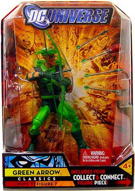 DC Universe CLassics Wave 9 Green Arrow Action Figure #7