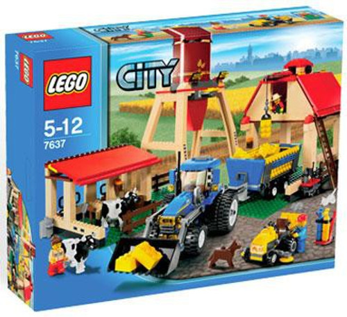LEGO City Farm Set #7637