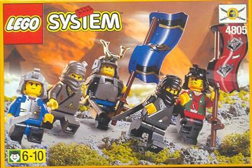 LEGO System Ninja Knights Set #4805