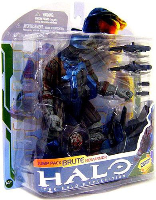 McFarlane Toys Halo 3 Series 5 Jump Pack Brute Action Figure