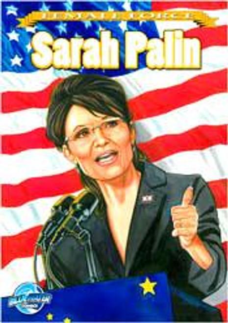 Female Force Sarah Palin Comic Book