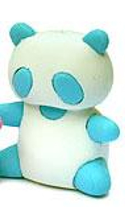 Iwako Blue Panda Eraser