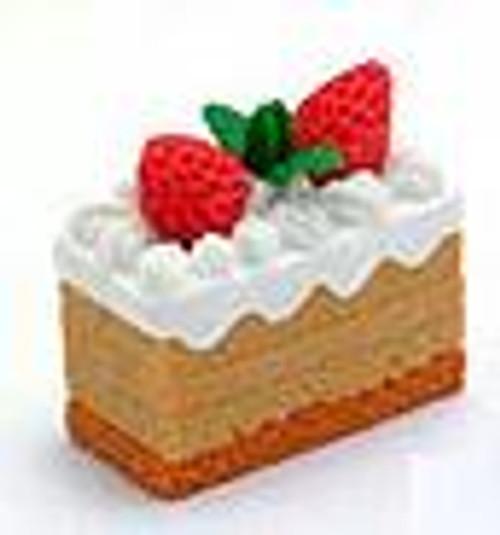 Iwako Yellow Cake with Vanilla Icing Eraser