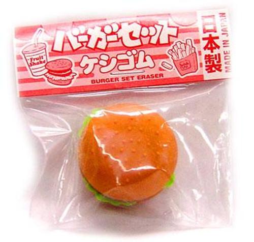 Iwako Hamburger Eraser