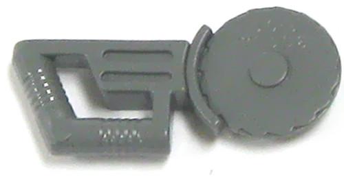 LEGO Minifigure Parts Circular Saw Loose Weapon [Loose]