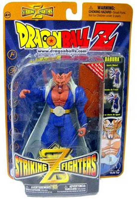 Dragon Ball Z Striking Z Fighters Dabura Action Figure