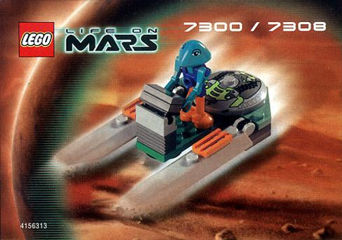 LEGO Life on Mars Double Hover Set #7300