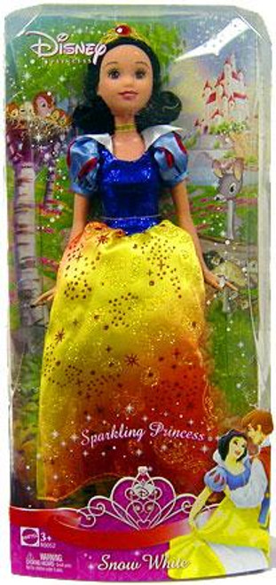 Disney Princess Sparkling Princess Snow White 12-Inch Doll