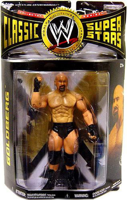 WWE Wrestling Classic Superstars Series 25 Goldberg Action Figure