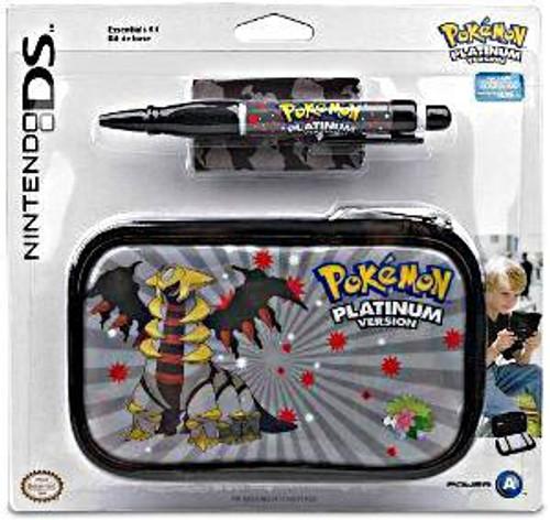 Pokemon Diamond & Pearl Nintendo DS Giratina Carry Case Exclusive