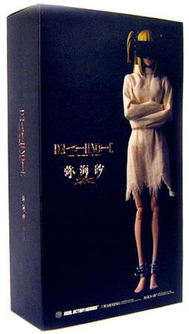 Death Note Misa Amane 1/6 Collectible Figure [Straitjacket]