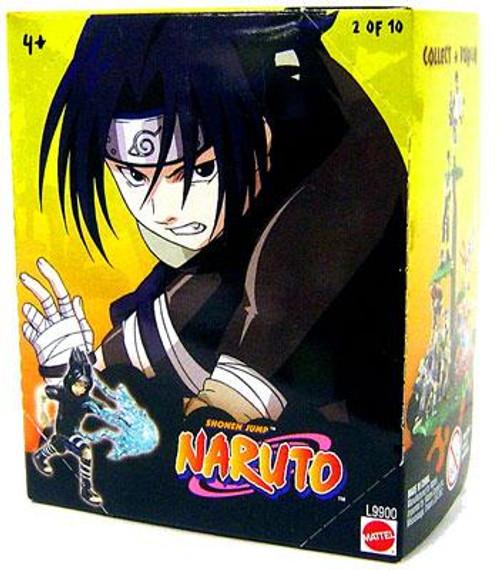 Naruto Tree Diorama Series 1 Sasuke 3-Inch PVC Figure #2