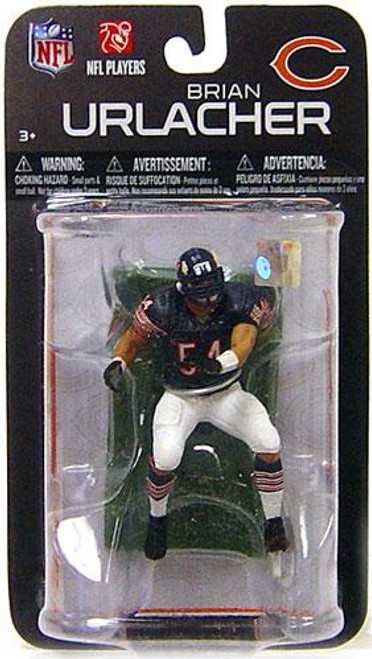 McFarlane Toys NFL Chicago Bears Sports Picks Series 7 Mini Brian Urlacher 3-Inch Mini Figure