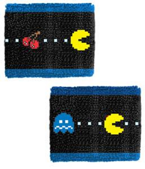 Pac Man All Around Wristband