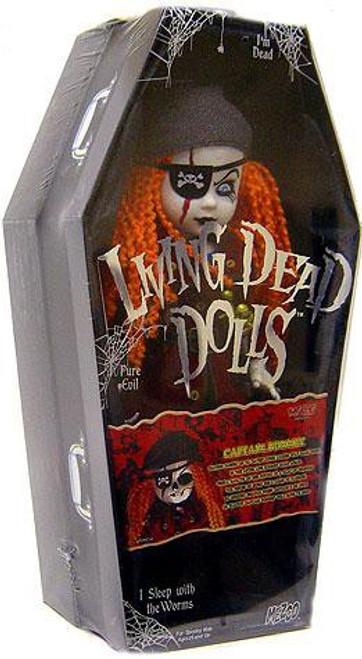 Living Dead Dolls Captain Bonney Exclusive Doll