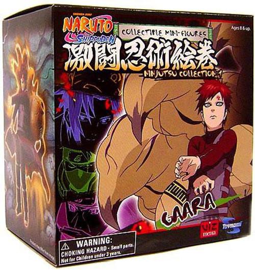 Naruto Shippuden Ninjutsu Collection 4-Inch Series 1 Gaara Action Figure