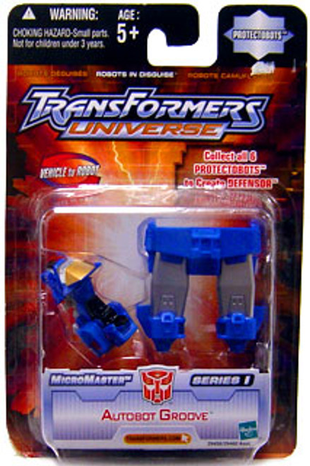 Transformers Universe Micromaster Series 1 Autobot Groove Action Figure