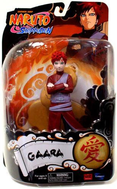 Naruto Shippuden 6-Inch Series 2 Gaara Action Figure