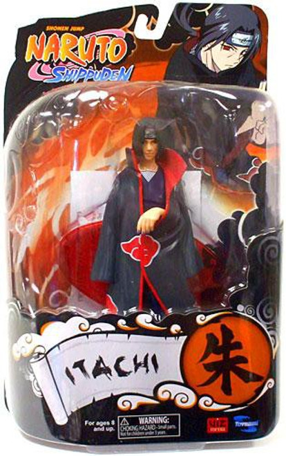 Naruto Shippuden 6-Inch Series 3 Itachi Action Figure