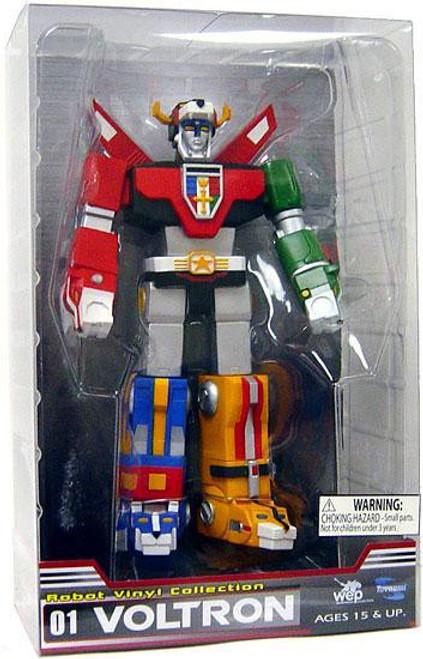 Defender of the Universe Robot Vinyl Collection Voltron 9-Inch Vinyl Figure #01