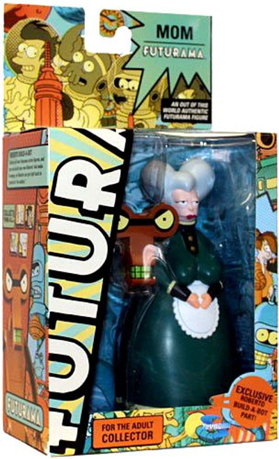 Futurama Series 8 Mom Exclusive Action Figure