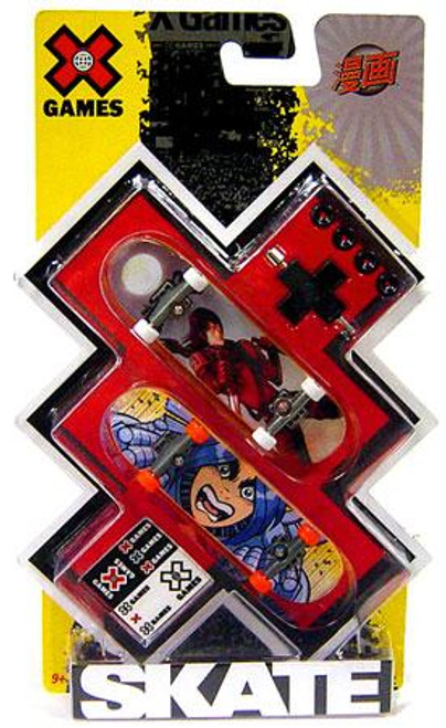 X Games Extreme Sports Anime Mini Skateboard 2-Pack
