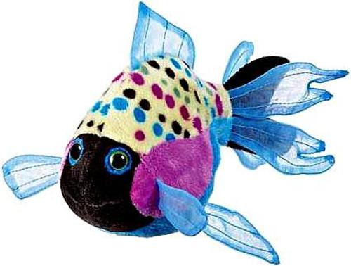 Webkinz Lil' Kinz Polka Back Fish Plush