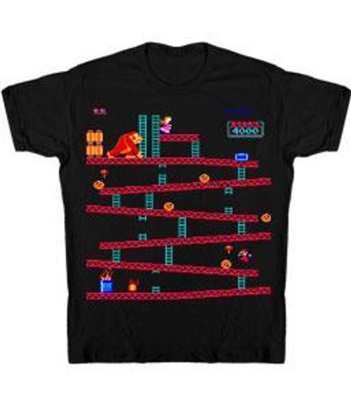 Nintendo Donkey Kong Level 1 T-Shirt [Youth]