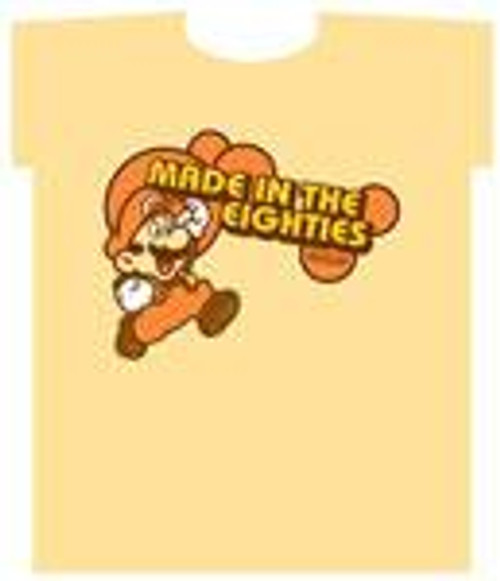 Nintendo Made In The Eighties T-Shirt [Adult]