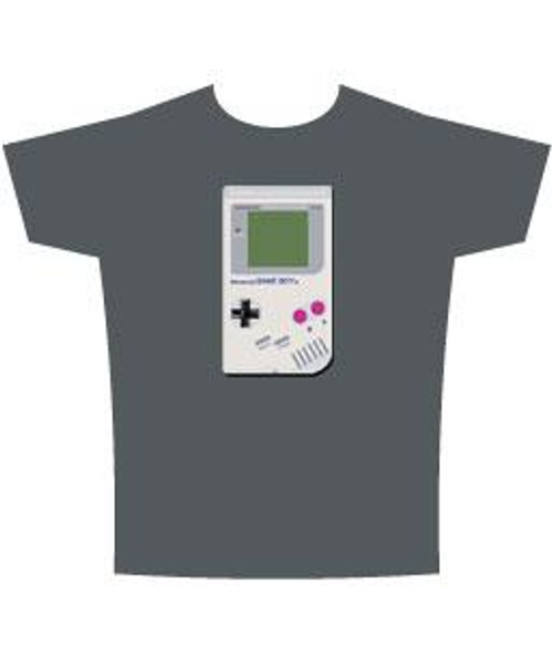 Nintendo Game Boy T-Shirt [Adult Medium]