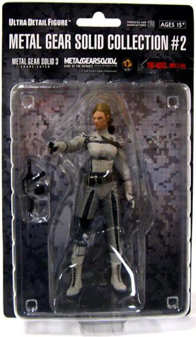 Metal Gear Solid Series 2 Boss 7-Inch Collectible Figure [MGS3]