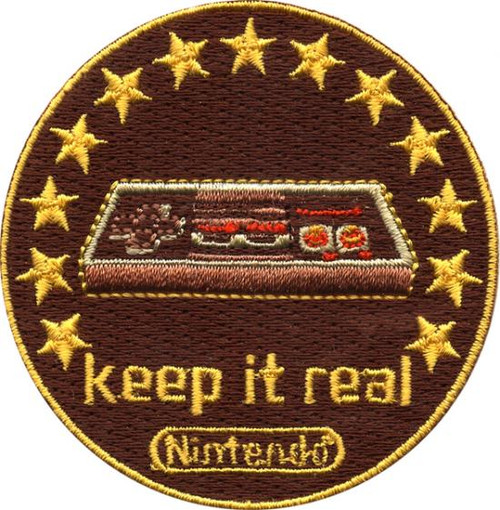 Nintendo Keep It Real Patch