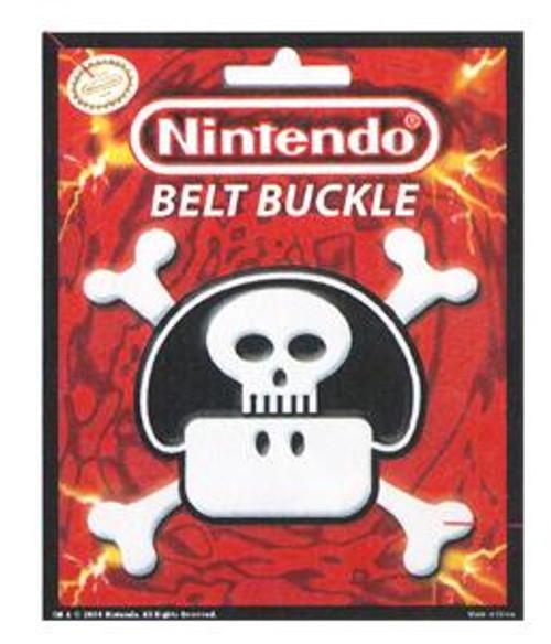 Super Mario Brothers Mushroom Belt Buckle