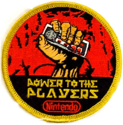 Nintendo Power To The Players Patch