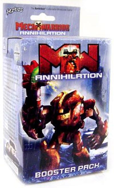 MechWarrior HeroClix Annihilation Booster Pack