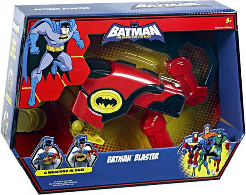 The Brave and the Bold Batman Blaster Roleplay Toy