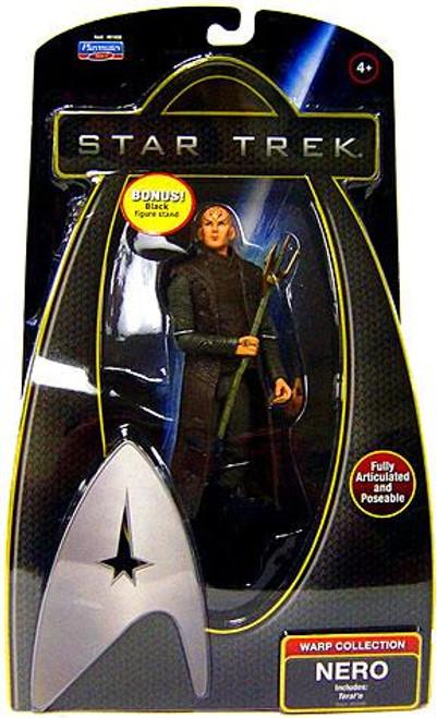 Star Trek 2009 Movie Warp Collection Nero Action Figure