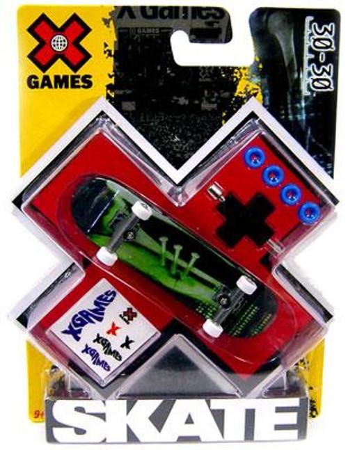 X Games Extreme Sports 30-30 Nails Mini Skateboard
