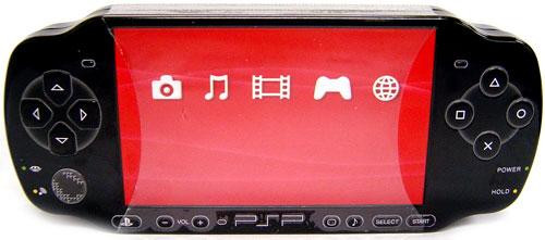 Playstation PSP Cherry Sours Candy Tin