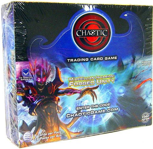 Chaotic M'arrillian Invasion Forged Unity Booster Box