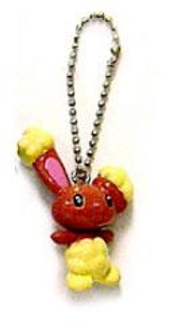 Pokemon Diamond & Pearl Japanese Buneary PVC Keychain