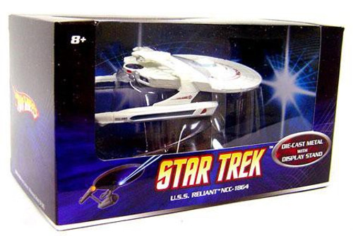 Star Trek The Wrath of Khan Hot Wheels U.S.S. Reliant NCC-1864 Diecast Vehicle