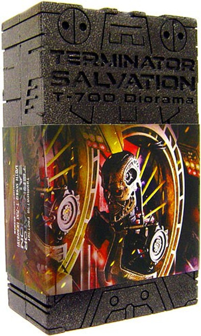 The Terminator Terminator Salvation T-700 Diorama 1/6 Collectible Figure