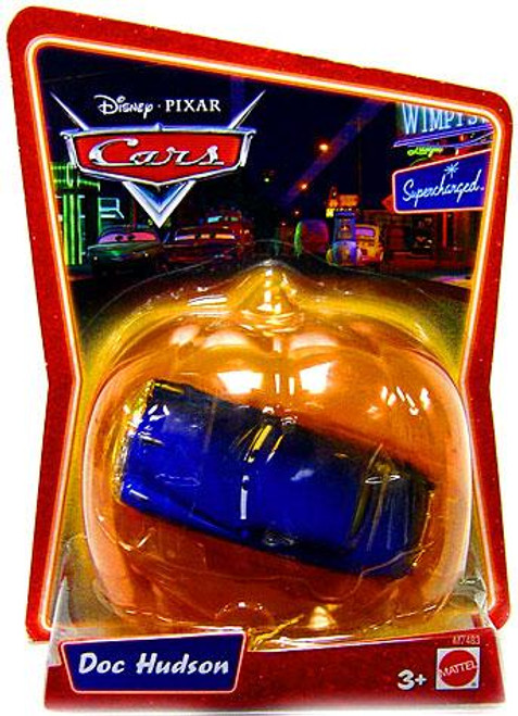Disney Cars Supercharged Doc Hudson Diecast Car [Halloween Package]