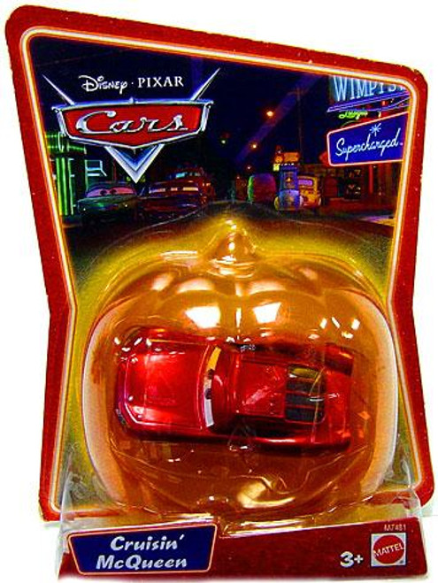Disney Cars Supercharged Cruisin' McQueen Diecast Car [Halloween Package]